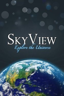 Skyview : augmented reality astronomy app