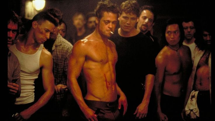 Fight Club (1999) is David Fincher's acidic critique of American consumerism, conformism and totalitarian teachings.  With Brad Pitt, Edward Norton & Jared Leto.  #FightClub #trailer #movie #film #BradPitt #EdwardNorton