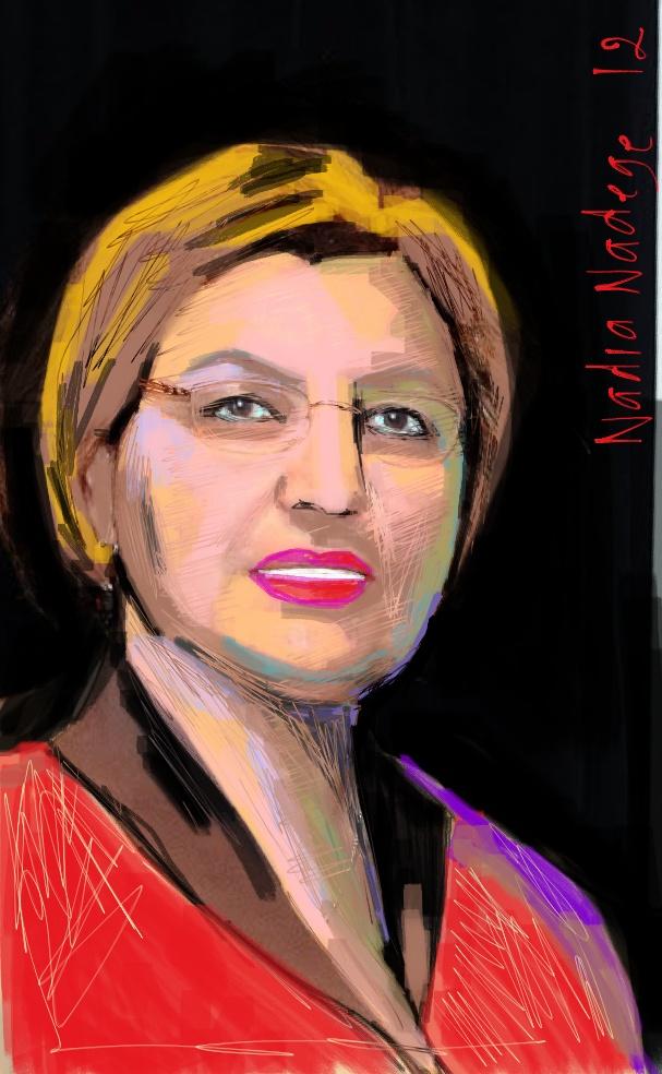 Fatima Houda Pepin, relected as deputy in Quebec