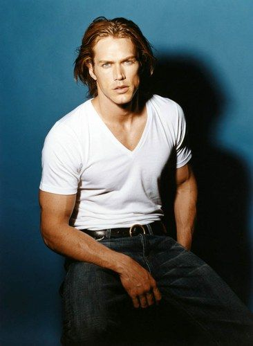 Jason Lewis -You gotta love a man who looks good in damn near anything