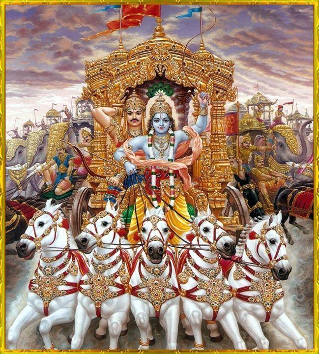 Kurukshetra battle