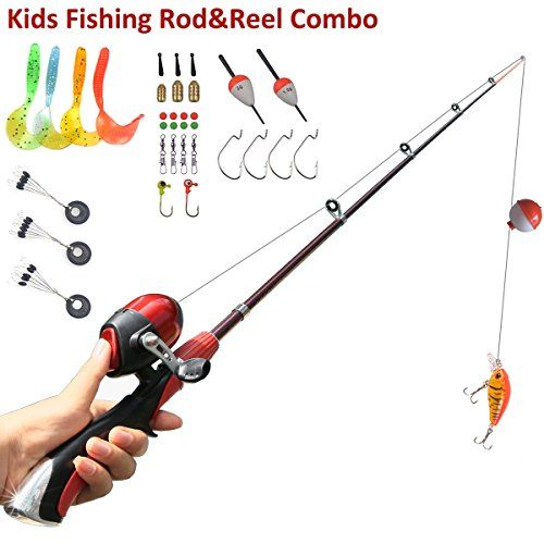 7278 best fishing rods reels and gear images on pinterest for Kids fishing gear