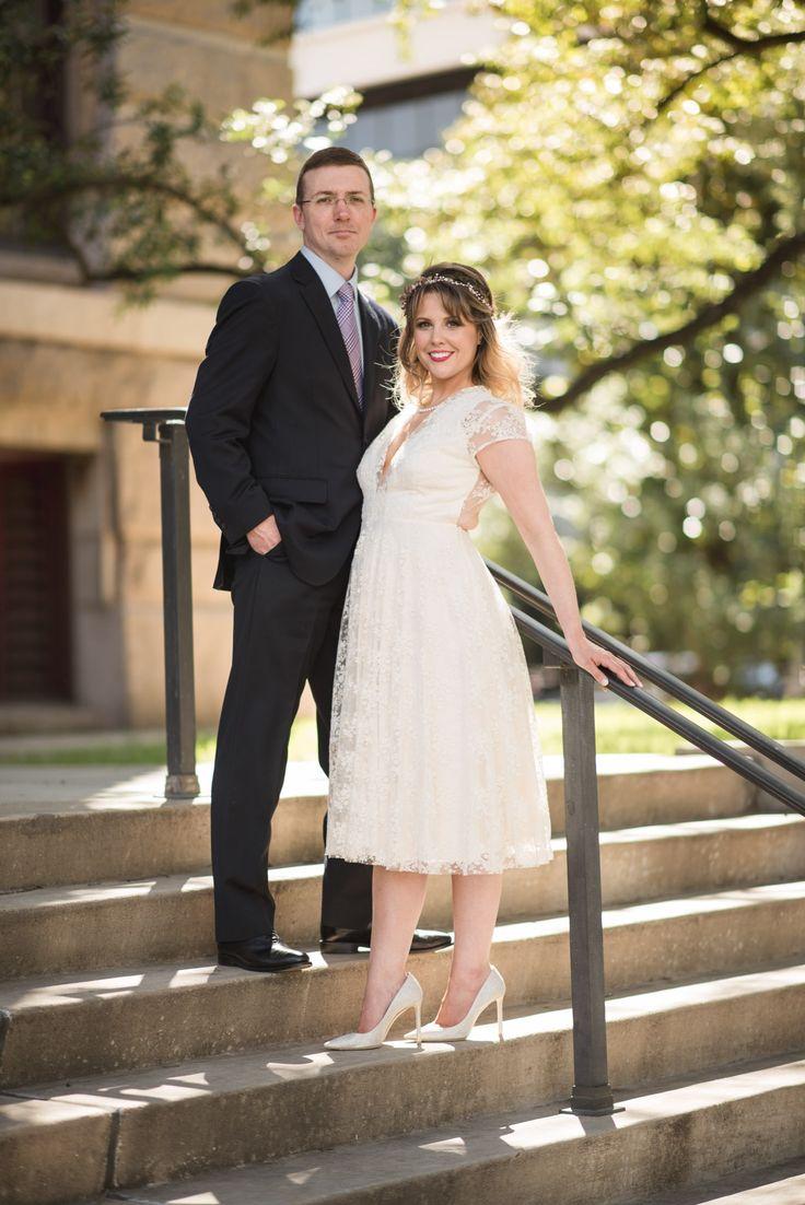 1910 Historic Courthouse Wedding Houston, TX — HOUSTON