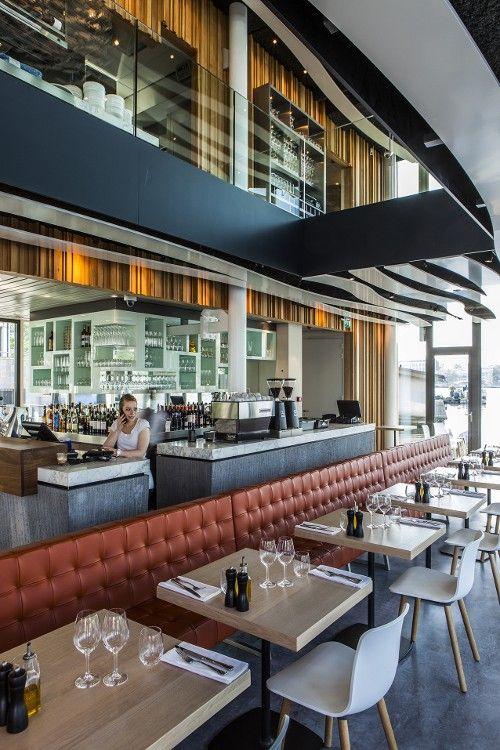 Restaurant Riva aan de Amstel geopend - architectenweb.nl