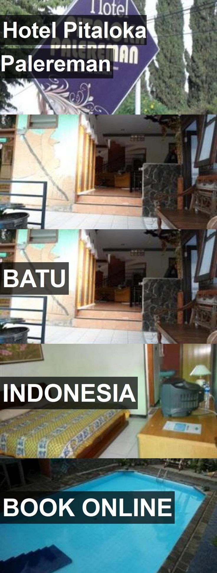 Hotel Pitaloka Palereman in Batu, Indonesia. For more information, photos, reviews and best prices please follow the link. #Indonesia #Batu #travel #vacation #hotel