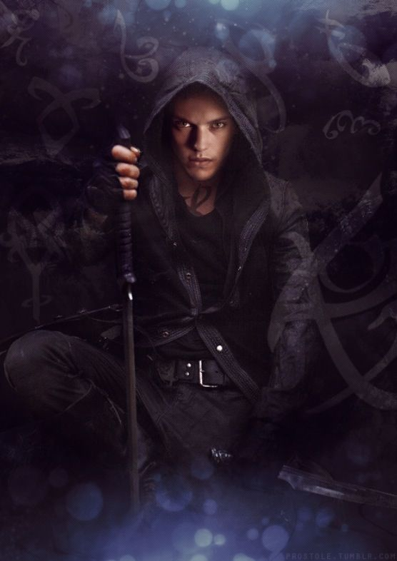 The Mortal Instruments: City of Bones Jace Wayland (played by Jamie Campbell Bower)