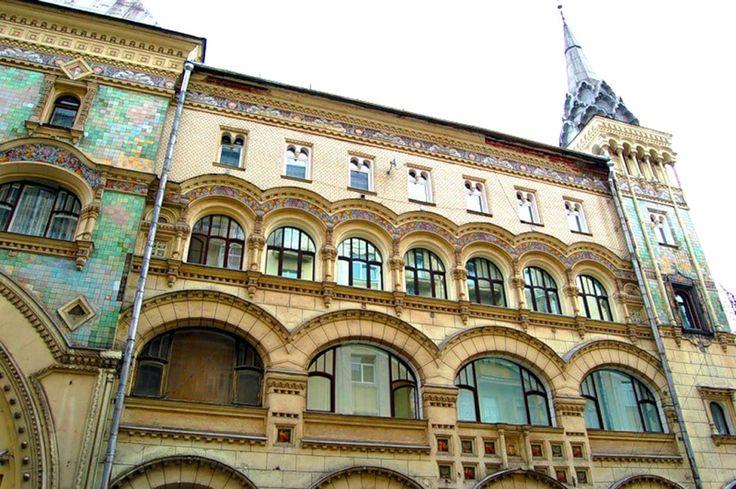 5 неожиданных архитектурных шедевров Москвы