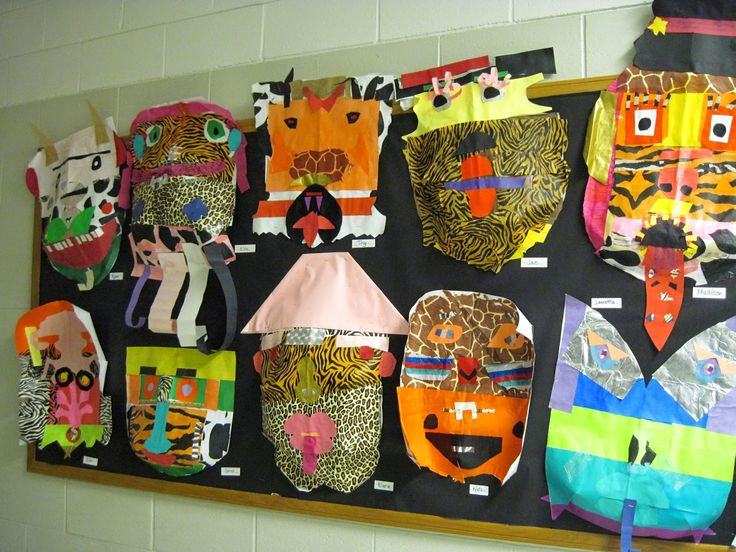 There's a Dragon in my Art Room: Giant Masks at DragonWing Arts!