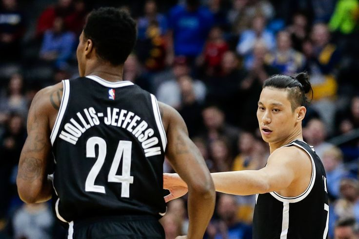 BROOKLYN, N.Y. -- Not long ago, Rondae Hollis-Jefferson posted a video on Snapchat with Caris LeVert, about dreadlocks. CULTURAL APPROPRIATION JEREMY LIN
