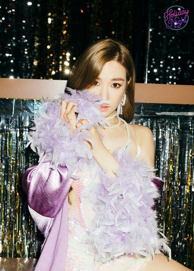 Tiffany xinh đẹp lộng lẫy trong clip nhá hàng tiếp theo của SNSD 10 năm - Ảnh 9.