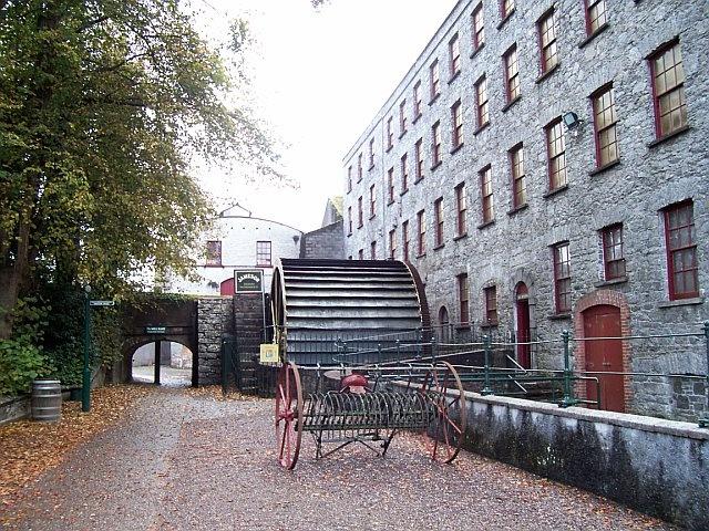 The Jameson Distillery, Midleton - Heritage Island