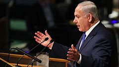 Netanyahu Targets Iran to Deflect From Occupation  In his UN speech, Benjamin Netanyahu mentioned Iran 37 times but spoke about Palestine only twice, deflecting attention away from the occupation and giving Israel an external enemy, says Haaretz journalist Gideon Levy