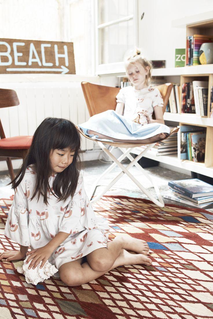 SS17- NORDIC SUMMER - LES PETITS VAGABONDS #Kidsfashion #clothes #nordic