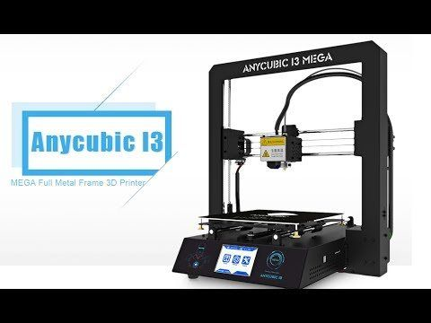 #VR #VRGames #Drone #Gaming 3D Printers Anycubic I3 MEGA Full Metal Frame FDM 3d print, 3d printed, 3d printer, 3d printer review, 3d printing, Adjusting, anycubic, anycubic kossel, anycubic kossel printer review, anycubic kossel pulley, anycubic kossel upgraded pulley version, best 3d printer, Cheap 3d printer, clone, delta, Drone Videos, filament, filament sensor, firmware, GearBest, gearbest usa, i3, i3 mega, kossel, leveling, make anything, power outage, Prusa, review, S