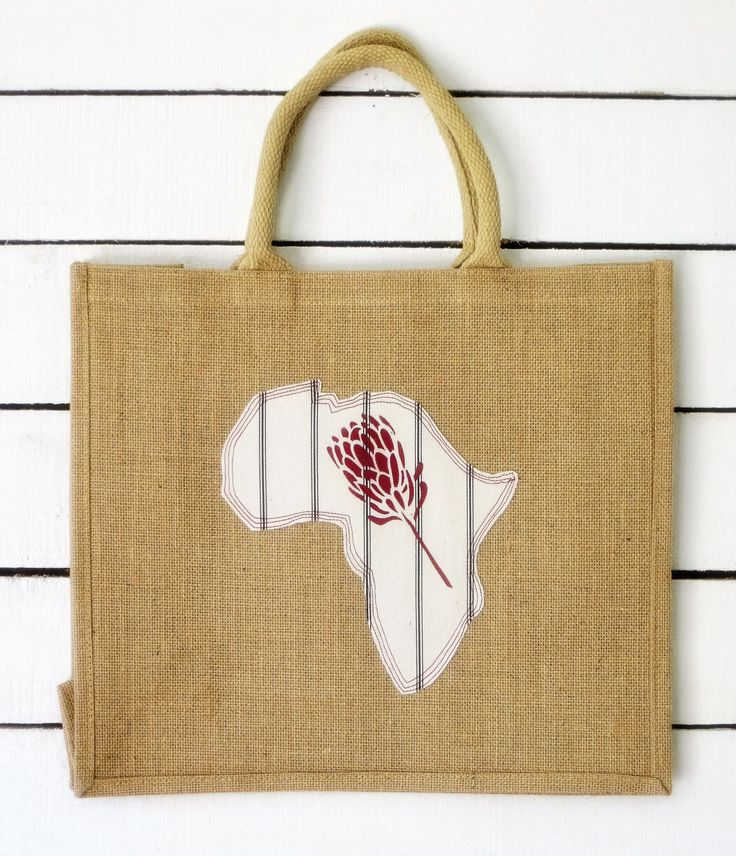 Lovely handmade hessian bags – practical and versatile! Available to order in a range of styles: http://bit.ly/28Khbyi