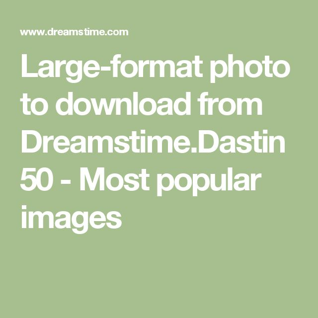 Large-format photo to download from Dreamstime.Dastin50 - Most popular images
