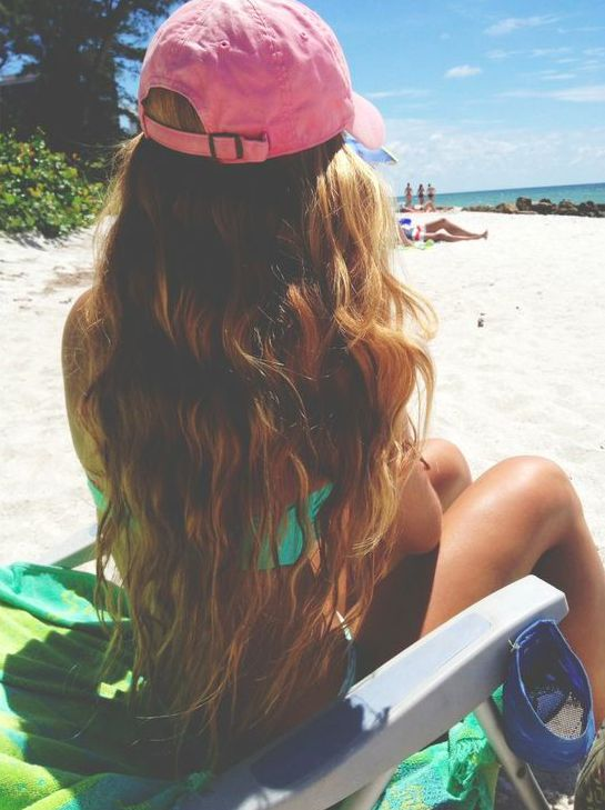 swag out your sexiest hair under the sun. perfect carefree hair to match a tan.