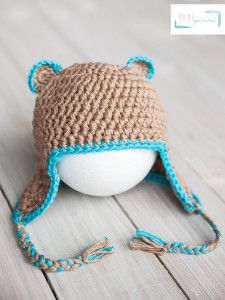 Beat Hat In German Crochet For Little Ones Crochet Crochet