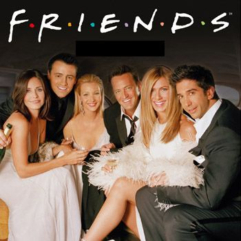 """NBC confirms """"Friends"""" new comeback season reunion! ----I want this to be true!!"""