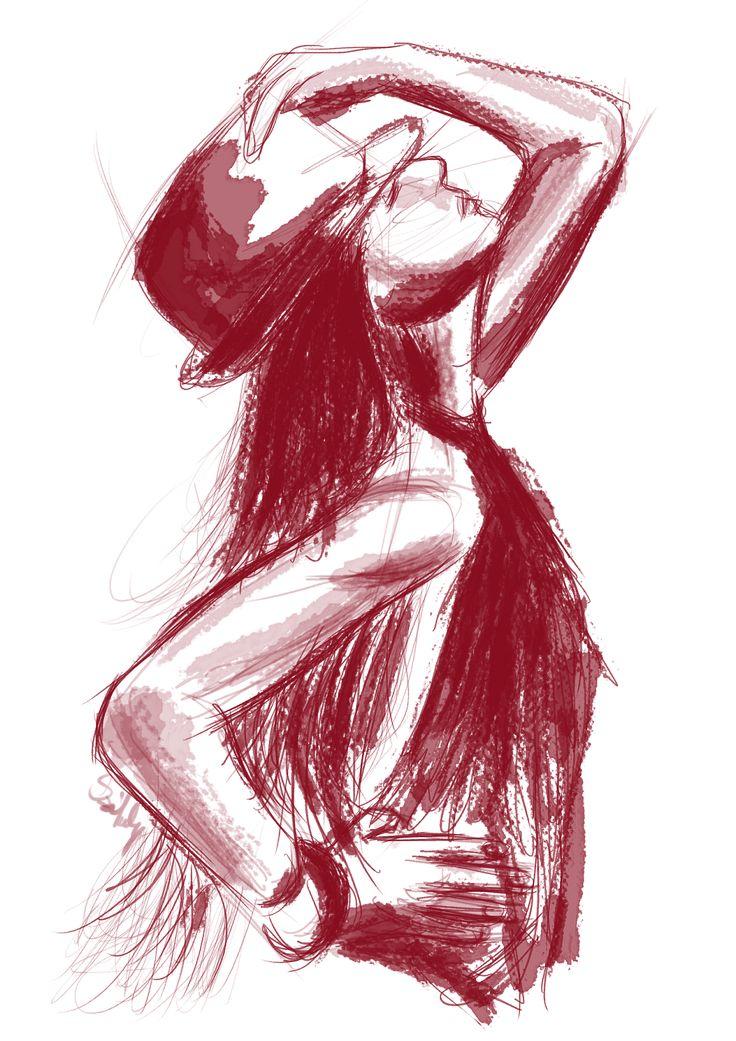 #sketch #art #design #brush #dancing #digitalsketch #drawing #girl #women #80s #photoshop #szekelydaniel #darko #alwayscreative87 #beltonaru #tryingtosurvive  http://szekelydaniel.blogspot.ro/