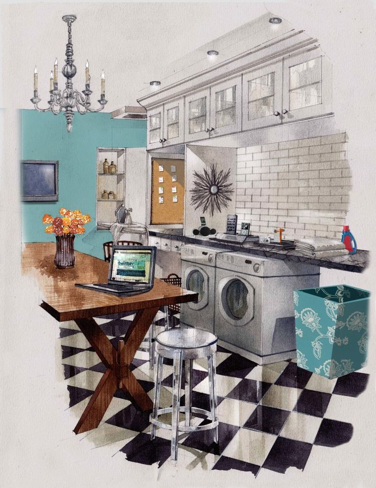 Win A Fab Laundry Room Makeover