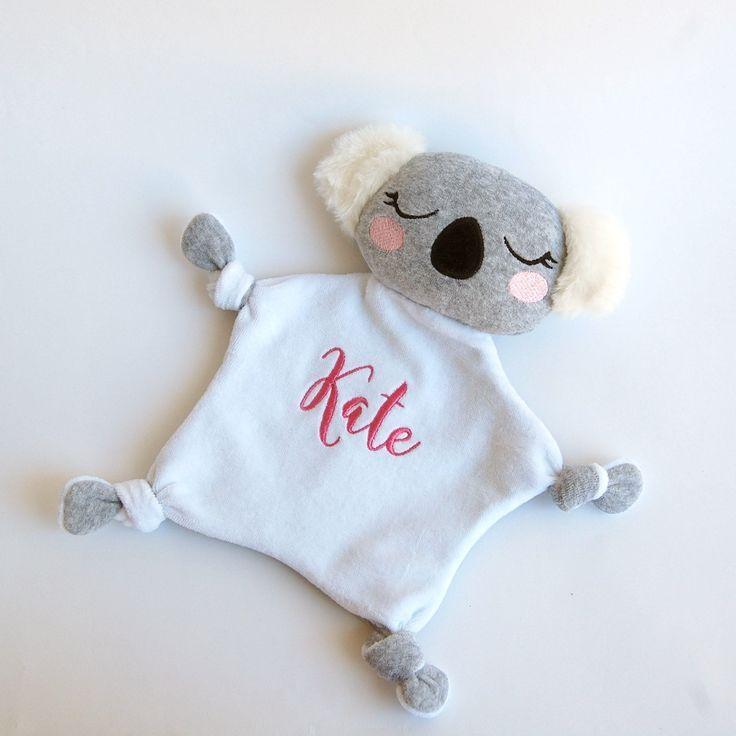 Animal blanket Baby Shower Gift Personalization Available Otter Lovey Animal Lovey Otter Blanket Lovey Baby Lovey