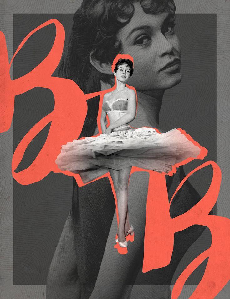 Stylish Tribute to Hollywood Beauty Icons – Fubiz Media