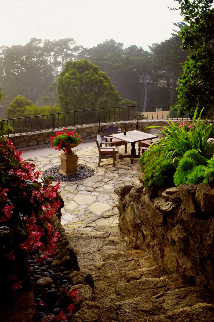 Romantic Hotels In Carmel CA | Photos | Tickle Pink Inn Zippertravel.com Digital Edition