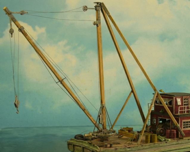 Gin Pole Crane : Best images about gin pole on pinterest expedition