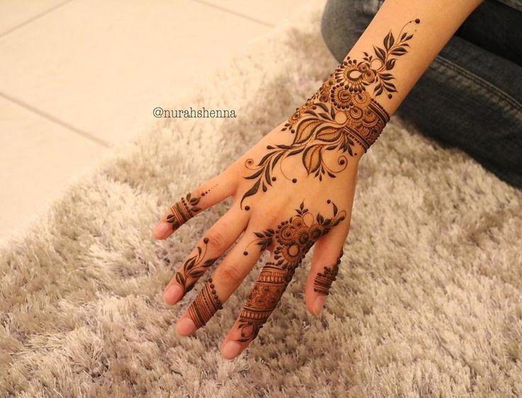 Henna Mehndi Edinburgh : Best beautiful mahadi design images henna art