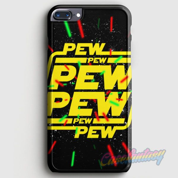 Pew Pew Pew iPhone 7 Plus Case | casefantasy