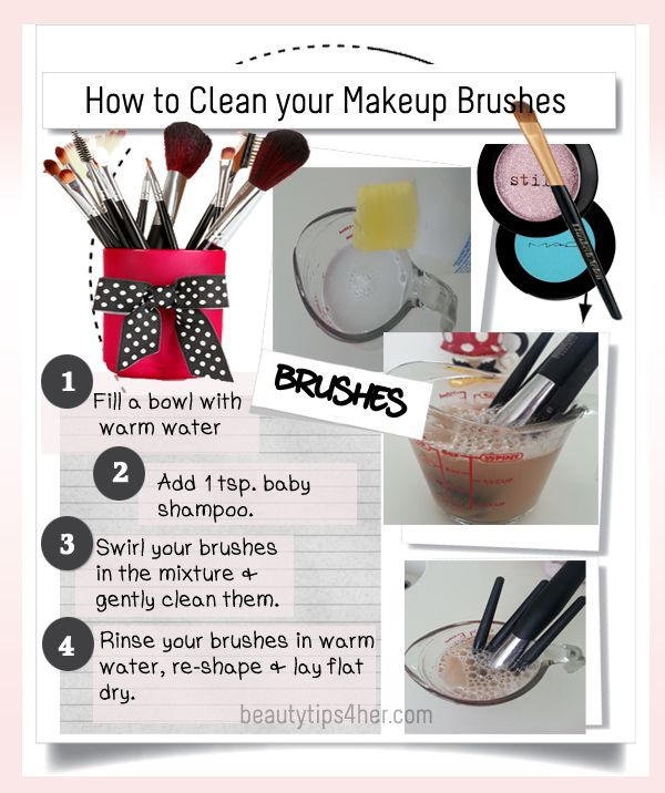 17 best images about how to clean makeup brushes on pinterest wash makeup brushes real. Black Bedroom Furniture Sets. Home Design Ideas