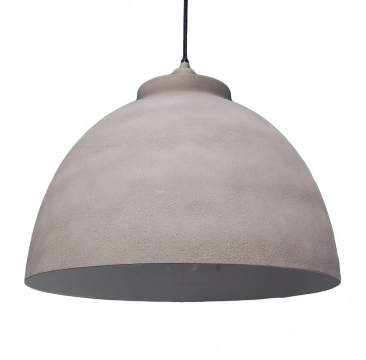 "Hanglamp ""Cement"" Large"