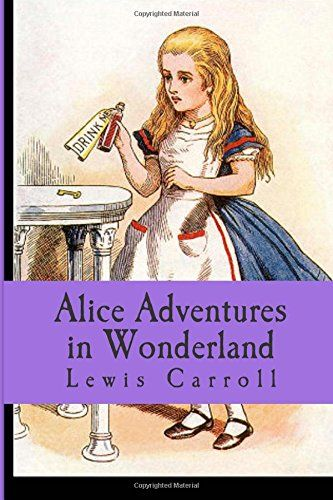 Alice's Adventures in Wonderland. £4.99