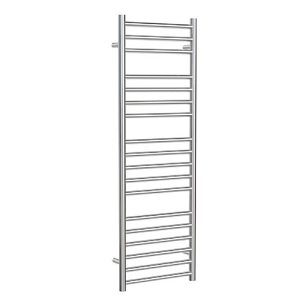 Straight Ladder Rail Stainless Steel | Heated Towel Rails | CP Hart