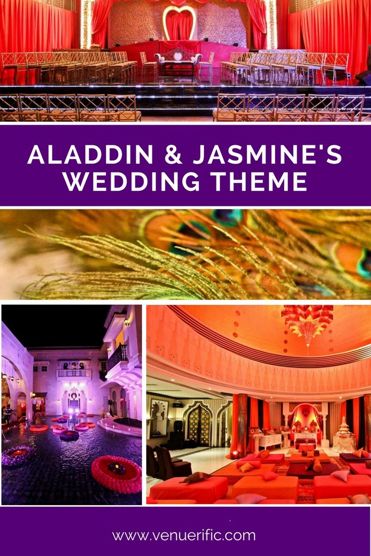 What if Aladdin and Jasmine had a wedding? This is exactly how gorgeous it would have looked. From the royal and grandeur interior to extravagant decoration with peacock feathers and crystals, this place at Rumah Marko in Indonesia was transformed into an enchantment for a beautiful couple. This could be your wedding at: www.venueific.com Photo Credits: butterflyeventstyling