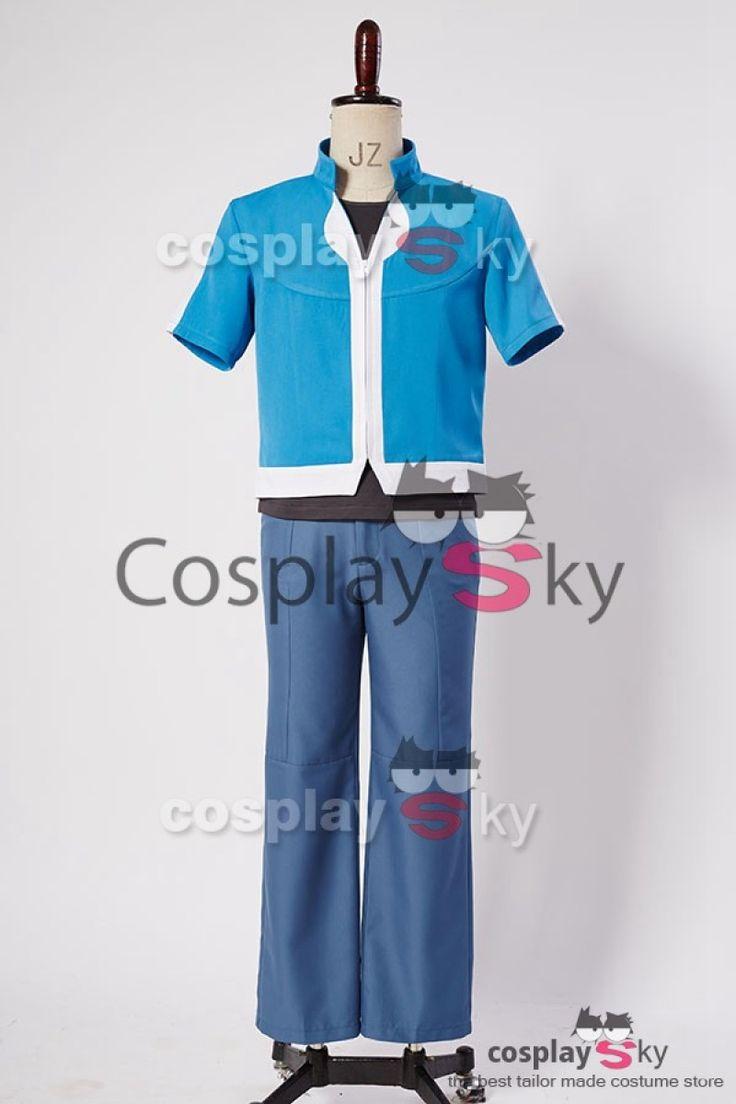 #cosplaysky Pokemon XY Ash Ketchum Satoshi Temporada 5 Cosplay Disfraz_7