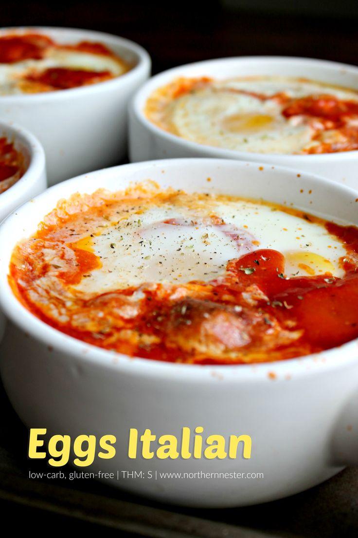 Eggs Italian   THM: S - Northern Nester