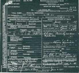 Montana - Death Records