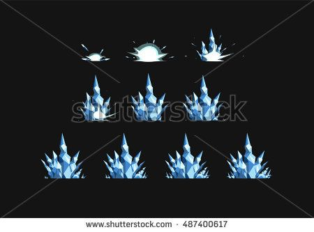 stock-vector-freezing-animation-or-creation-of-ice-sprite-sheet-for-cartoon-or-game-487400617.jpg (450×333)