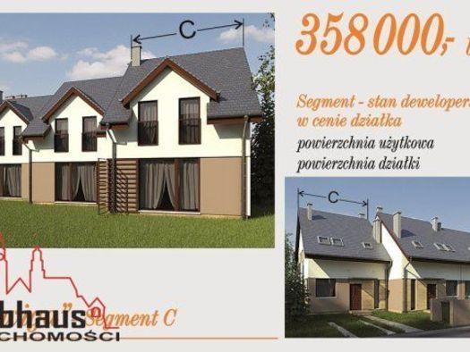 dom, Wrocław, WROCłAW, 87m2, 4 pokoje, 358 000 PLN - otoDom.pl