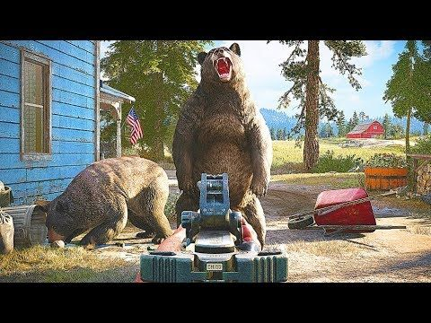 farcry5gamer.comFAR CRY 5 - 19 Minutes of NEW Gameplay Walkthrough (Pax West 2017) FAR CRY 5 - 19 Minutes of NEW Gameplay Walkthrough (Pax West 2017) PS4/Xbox One/PC Check out the game: www.farcrygame.com Genre: Open World/Action-Adventure Game Platforms: PS4, Xbox One & PC Release date: February 27, 2018 ►NEW CHEAP GAMES: ►Subscribe now for the latest gaming news: ►Follow our Facebook group: http://farcry5gamer.com/far-cry-5-19-minutes-of-new-gameplay-walkthrough-