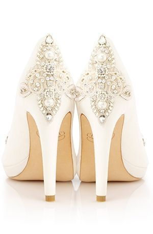 I Want These Heels For My Wedding Day