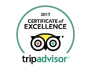 The Travel Insiders - high standard Travel Services in Greece TripAdvisor Certificate of Excellence 2017
