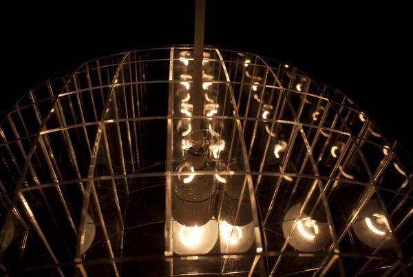 Biota Lamp - Clear by Gejst, via Behance