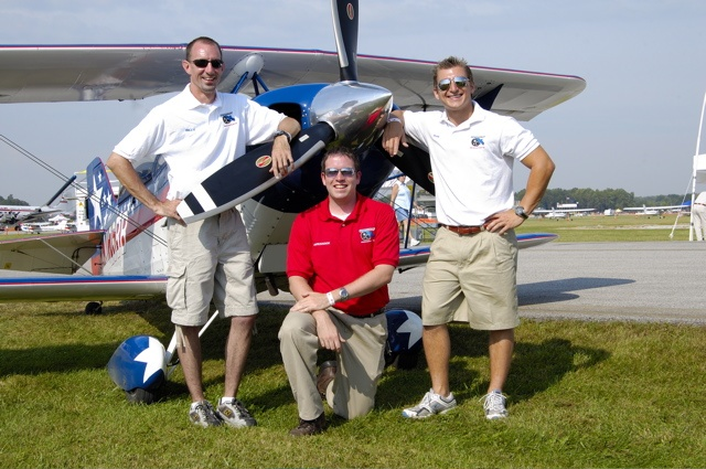 Spotlight on Billy and John's biplane tours and aerobatic rides! http://www.cloud9living.com/blog/supplier-spotlight-john-and-billys-biplane-tours-and-acrobatic-rides