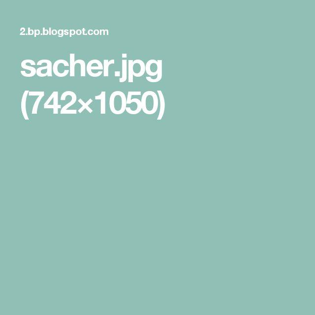 sacher.jpg (742×1050)