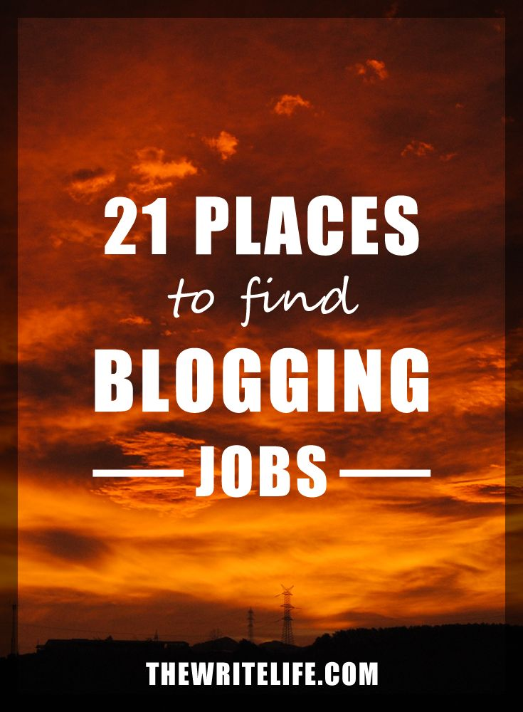 best writer s toolbox images creative writing 18 places to blogging jobs an essential resource for lance bloggers