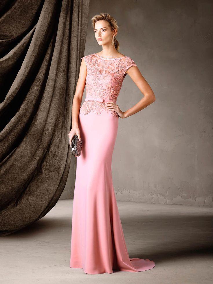 Mejores 87 imágenes de vestidos de fiesta en Pinterest | Vestidos de ...