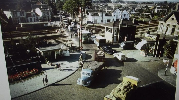 Hoofdstraat Apeldoorn (jaartal: 1950 tot 1960) - Foto's SERC
